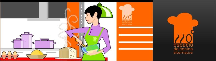 220�. espacio de cocina alternativa